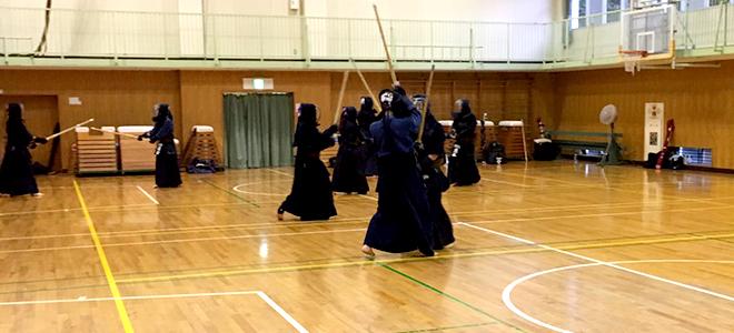 剣道,社会人,サークル