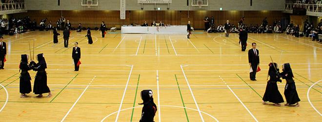 社会人剣道サークルkent剣道練習風景
