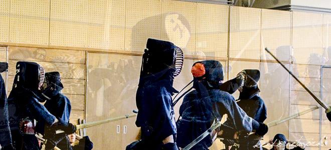 社会人剣道サークル剣道練習イメージ