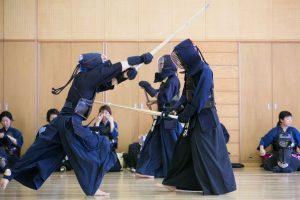 第36回社会人剣道練習