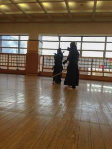 第0回社会人剣道練習