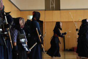 第34回社会人剣道練習