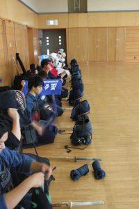 第7回社会人剣道練習