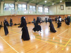 第59回社会人剣道練習